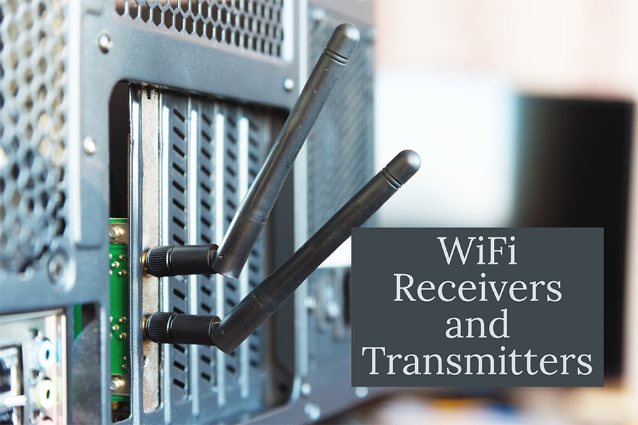 WIFI Receiver and Transmitter
